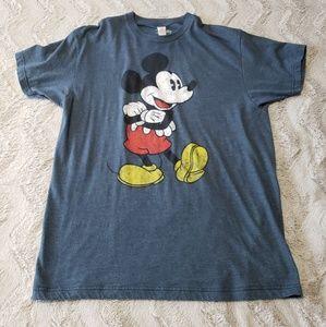 VINTAGE mickey mouse disney t shirt